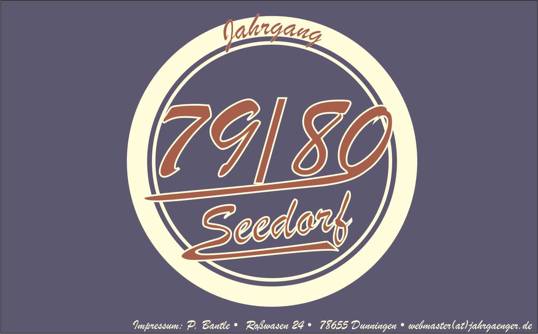 Jahrgangsseite Jahrgang 1979 / 80 Seedorf